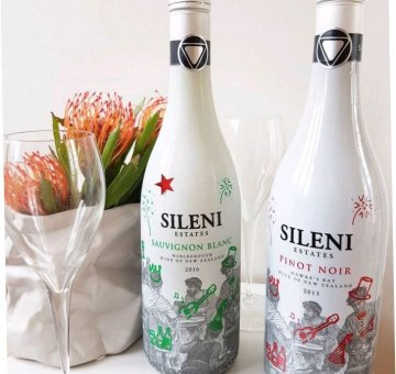 Sileni introduces limited edition celebration release